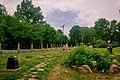Елабуга, ансамбль Троицкого кладбища, могила Дуровой Н.А. (1783-1866).jpg