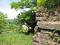 Залишки оборонних мурів фортеці в Окопах над Збручем. 03.jpg