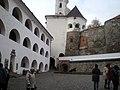 Замкова гора, Замок Паланок.jpg
