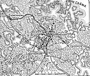 Карта-схема к статье «Керникоски». Военная энциклопедия Сытина (Санкт-Петербург, 1911-1915).jpg