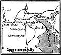 Карта к статье «Кольдинг». Военная энциклопедия Сытина (Санкт-Петербург, 1911-1915).jpg