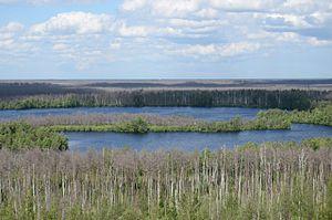 Kerzhenets Nature Reserve - Black Lake, Kerzhinsky