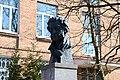 Київ, Пам'ятник Пушкіну О. С., російському поету, Чорновола В'ячеслава вул. 37-а.jpg