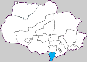 Kozhevnikovsky District