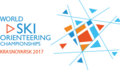 Логотип Чемпионата мира по лыжному ориентированию-2017.png