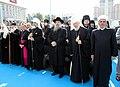 Митрополит Мефодій на святкуванні Дня незалежності України на Майдані Незалежності, 24 серпня 2010 року.jpg