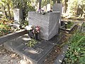 Могила архитектора Андрея Бурова.JPG