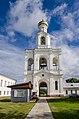 Надвратная колокольня в Юрьевом монастыре.jpg