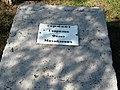 Надгробок. Сержант Гаврилко Федот Михайлович. Братська могила. с. Старомайорське.jpg