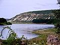 На полпути (по берегу Днестра) - от Вертюжень к Нэпадова. - panoramio.jpg
