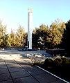 Пам'ятник воїнам - односельцям, с. Воздвижівка, біля школи, Гуляйпільський р-н, Запорізька обл.jpg