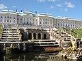 Пожалуй, самый известный фонтан России (Большой Каскад).jpg