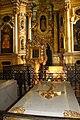 СПб. собор Петропавловский, могилы Екатерины I, Екатерины II и Петра III.jpg