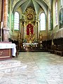Самбір.Костел Св. Іоанна Хрестителя .Інтерєр.jpg