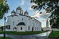 Собор Софии Премудрости Божией (1050) в Великом Новгороде.jpg