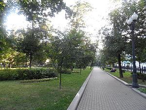 Strastnoy Boulevard - Image: Страстной бульвар 01