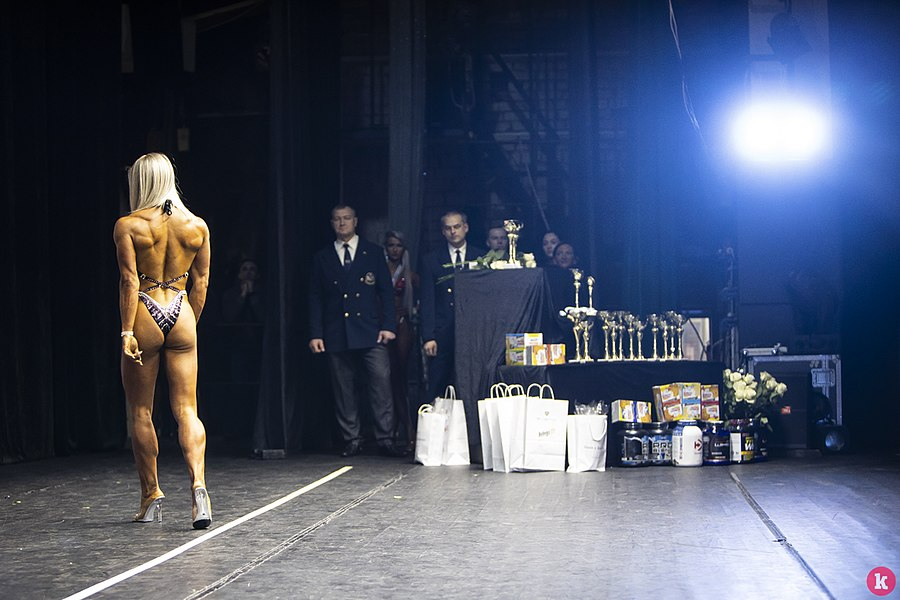 Сhampionship of the Kaliningrad area on bodybuilding 08.jpg