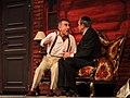 Театр Гешер (постановка - Поздняя любовь).JPG