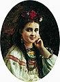 Українка 1884. Костянтин Маковський..jpg