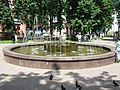 Фонтан на бульваре Петра Чайковского (Клин).jpg
