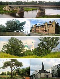 Town in Leningrad Oblast, Russia