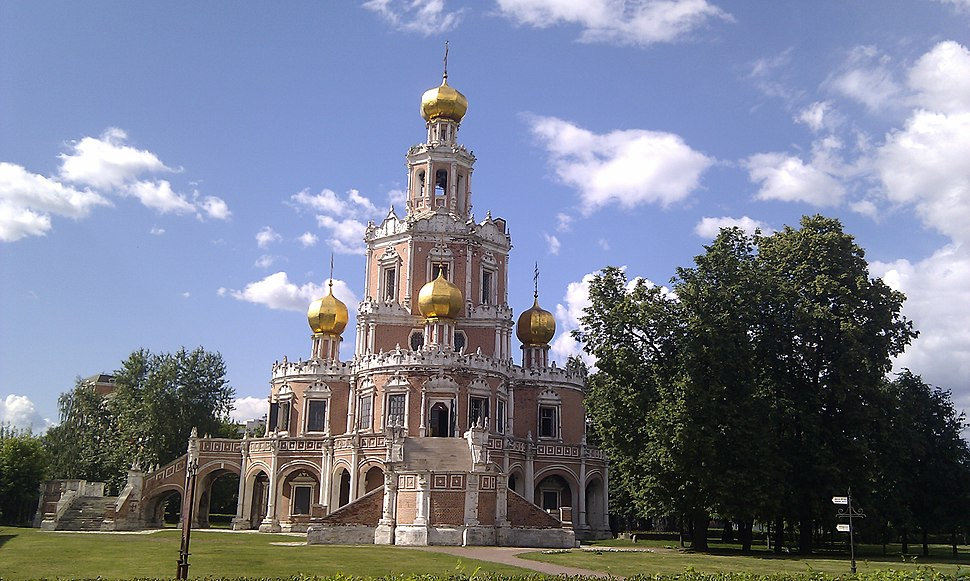 Церква Покрова у Філях
