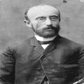 אחד- העם( גינצברג אשר) מהמשתתפים בקונגרס הציוני הראשון ( 1897 ) .-PHG-1001415.png
