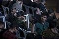 تیم خبری رسانه یک همایش در قصر شیرین برای مناطق زلزله زده کرمانشاه ء Media Of Iran-Kermanshah-Qasr Shirin 04.jpg