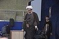 سخنرانی علیرضا پناهیان در جمع هیئت های مذهبی در قصر شیرین به مناسبت بیست و دوم بهمن ماه Alireza Panahian 06.jpg