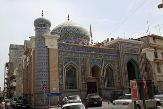 Ajam of Bahrain - Matam Al-Ajam Al-Kabeer in Manama.