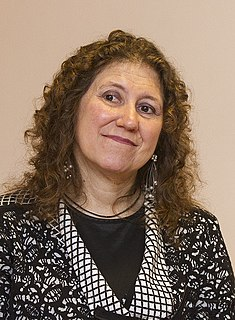 Gabriela González Argentinian physicist