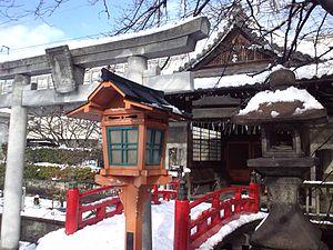 Rokusonnō Shrine - Rokusonnō Shrine