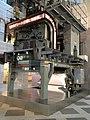 初期の新聞オフセット輪転機(日本新聞博物館蔵).JPG