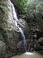 奇絶峡 赤城の滝 Akagi fall - panoramio.jpg