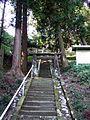 室園神社階段 - panoramio.jpg