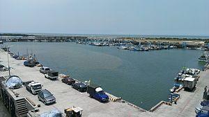 Hsinchu Fish Harbor - Hsinchu Fish Harbor