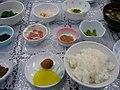 朝食(民宿石山) Breakfast@Minshuku Ishiyama (4381393371).jpg