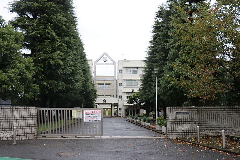 横浜市立桜丘高等学校