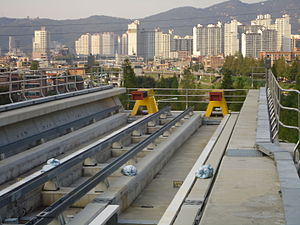 Balgok Station - Terminus at Balgok Station