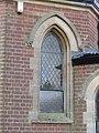 -2020-12-28 Window, east facing elevation, Cromer town cemetery chapel, Cromer, Norfolk (3).JPG