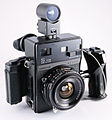 0179 Mamiya Universal 50mm f6.3 lens with finder (5135783413).jpg