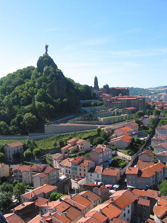 Le Puy-en-Velay - фотографии, достопримечательности, путеводитель