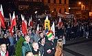 Raduno anti-immigrazione in Polonia nel 2015