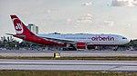 02092017 Air Berlin A332 D-ALPC KMIA NASEDIT (42075827895).jpg