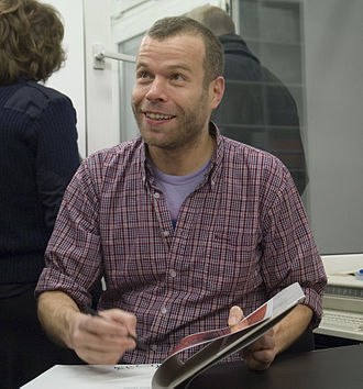 Turner Prize - Wolfgang Tillmans, winner in 2000