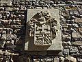 069 Cal Sastre Vell, c. Portal 5 (Vallfogona de Riucorb), escut nobiliari.jpg