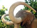 084 Mamut del parc de la Ciutadella.JPG