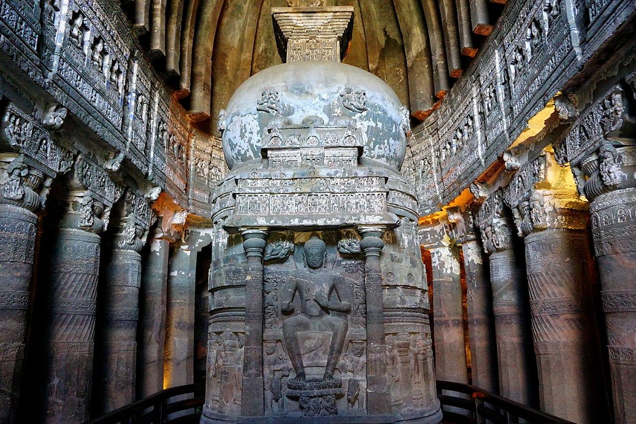 090 Cave 26, Chaitya (34219488772).jpg