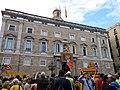 091 La Via Catalana davant la Generalitat.JPG