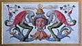 0 Vaux-le-Vicomte - Lambris mural polychrome - Cabinet de Mme Fouquet.JPG